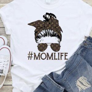 "LV Inspired "" Mom's Life"" Tee Shirt"