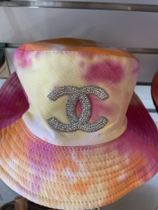 Tie Dye Bucket Hat.CC Inspired