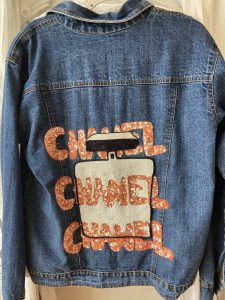 CC Inspired Jean Jacket