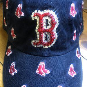 Boston Red Sox adjustable baseball hat