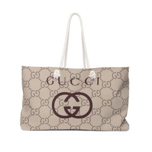 Gucci Inspired Beach Bag