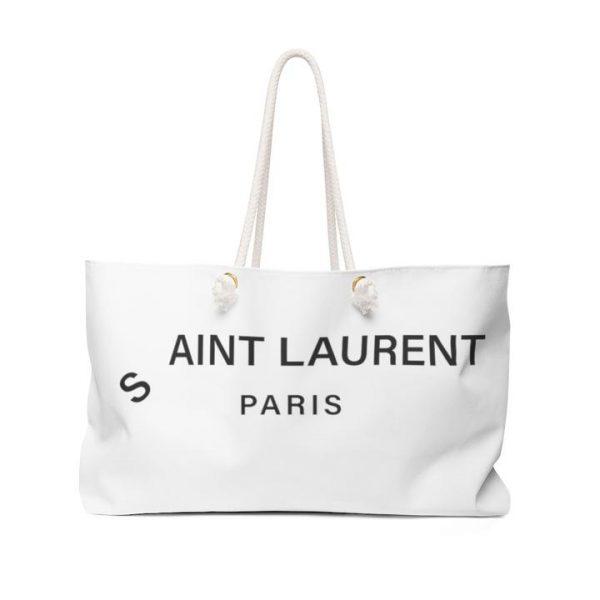 YSL Inspired Beach Bag