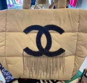 CC Inspired weekender bag.