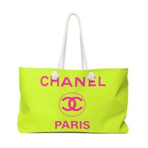 CC Inspired Beach Bag