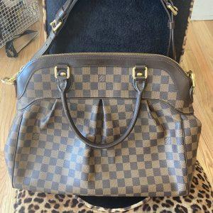 Authentic Louie Vuitton Trevi GM