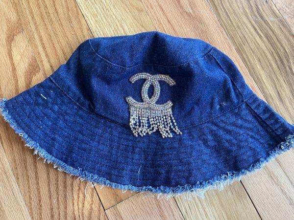 CC Inspired Beach Bucket Hat