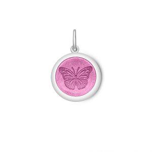 27mm Medium Butterfly Vintage Pink