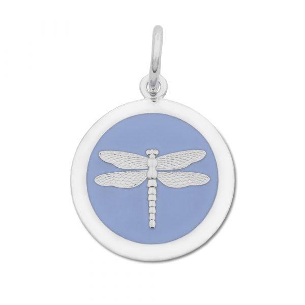 27mm Medium Dragonfly Lavender