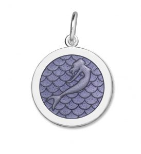 27mm Medium Mermaid Purple