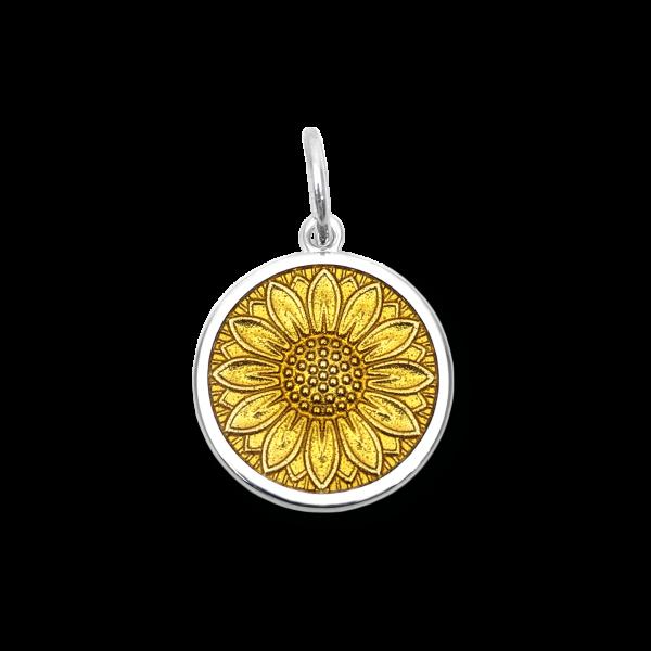 19mm Small Sunflower Gold